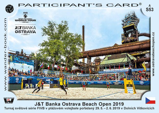 Ostrava beach open 2019
