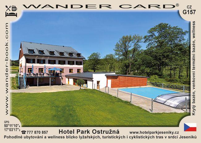 Hotel Park Ostružná