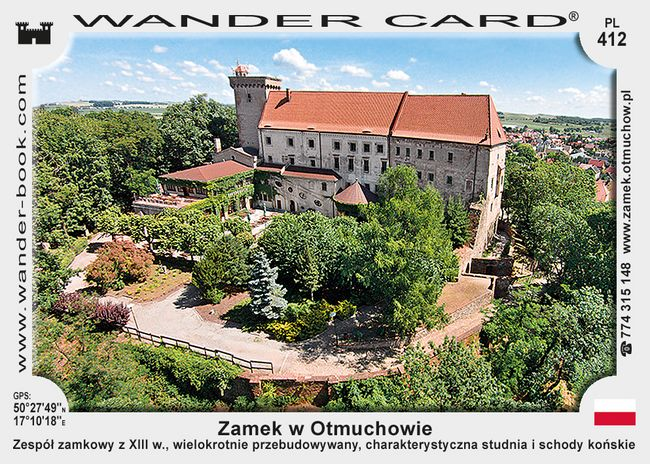 Otmuchów zamek