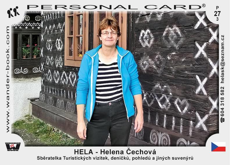 Hela - Helena Čechová
