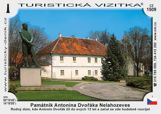 Památník Antonína Dvořáka v Nelahozevsi