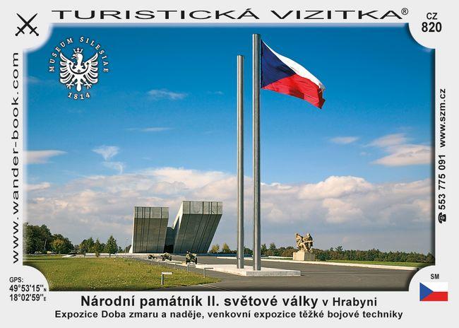 Památník II. sv. války - Slezs. zems. muz.