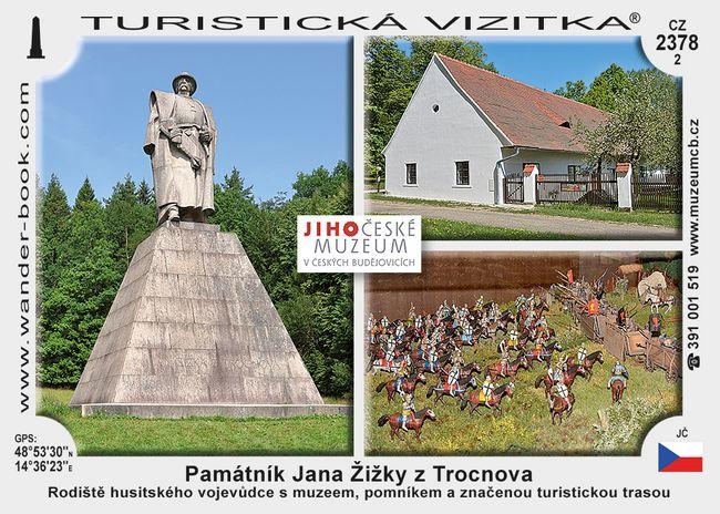 Památník Jana Žižky z Trocnova