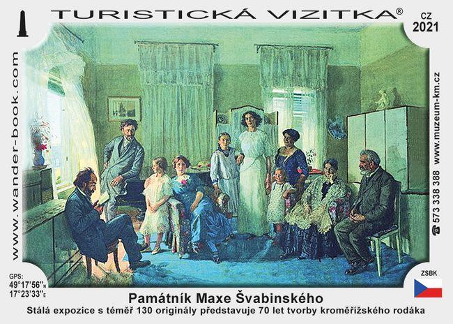 Památník Maxe Švabinského
