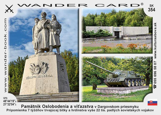 Pamätník Oslobodenia a víťazstva v Dargovskom priesmyku