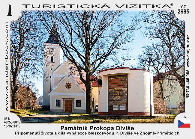 Památník Prokopa Diviše