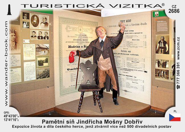 Pamětní síň Jindřicha Mošny