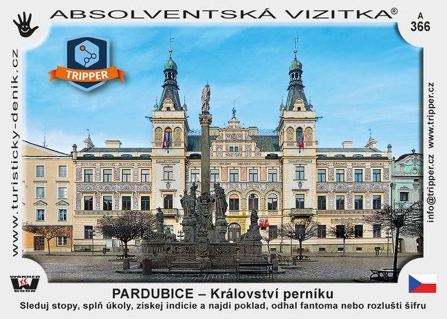 Pardubice Království perníku