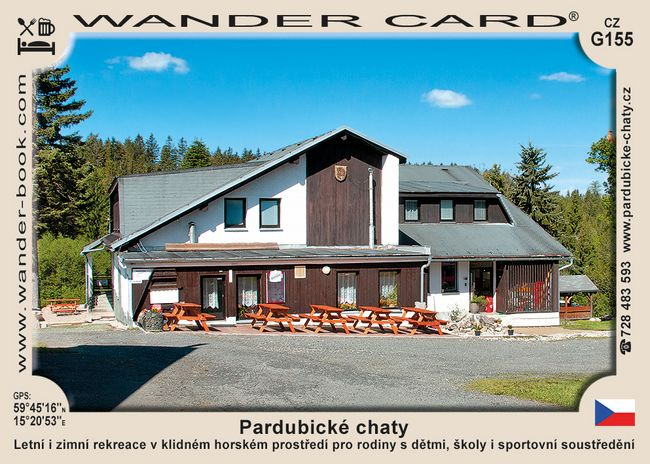 Pardubické chaty