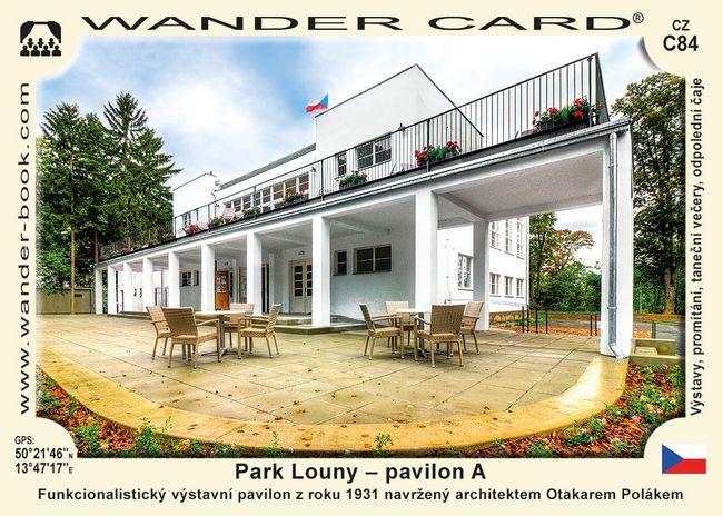 Park Louny – pavilon A