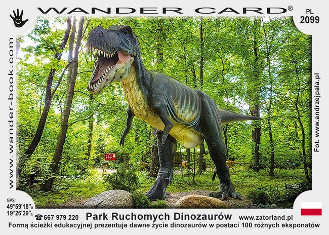 Park Ruchomych Dinozaurów