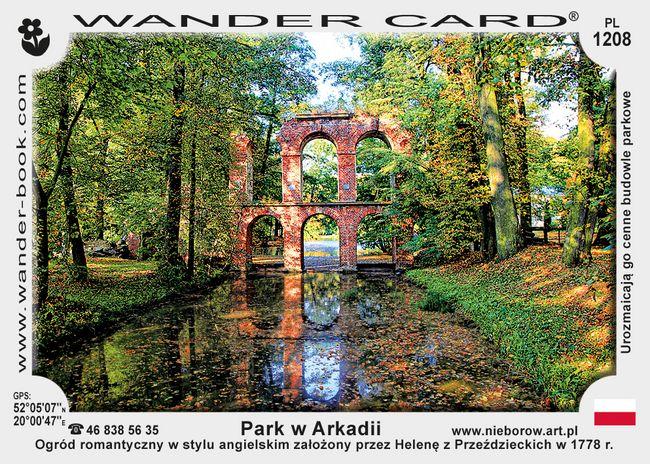 Park w Arkadii