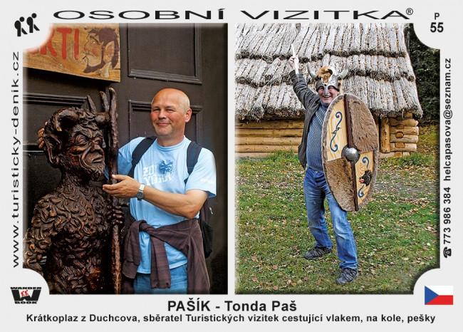 Paš Tonda - Pašík