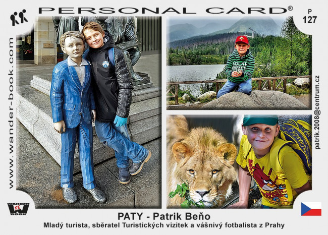Patrik Beňo – PATY