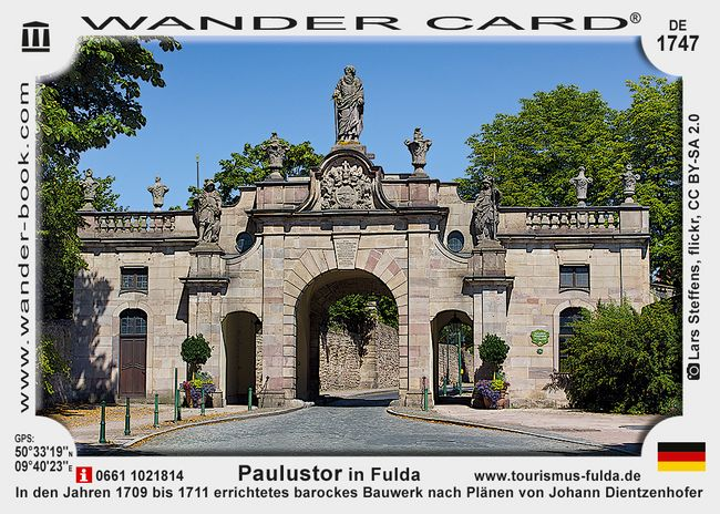 Paulustor in Fulda