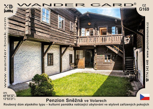 Penzion Sněžná ve Volarech