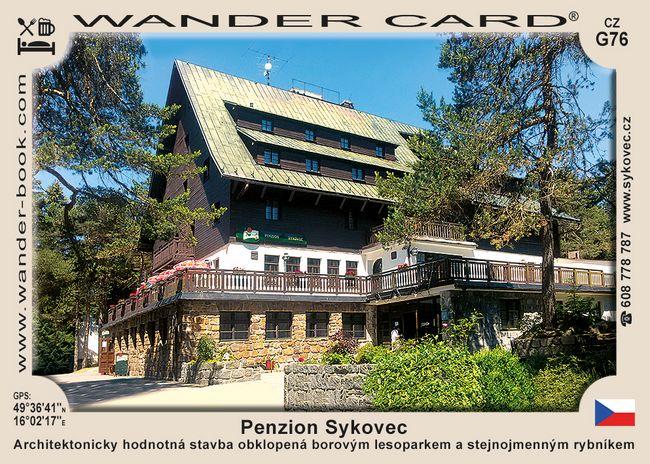 Penzion Sykovec