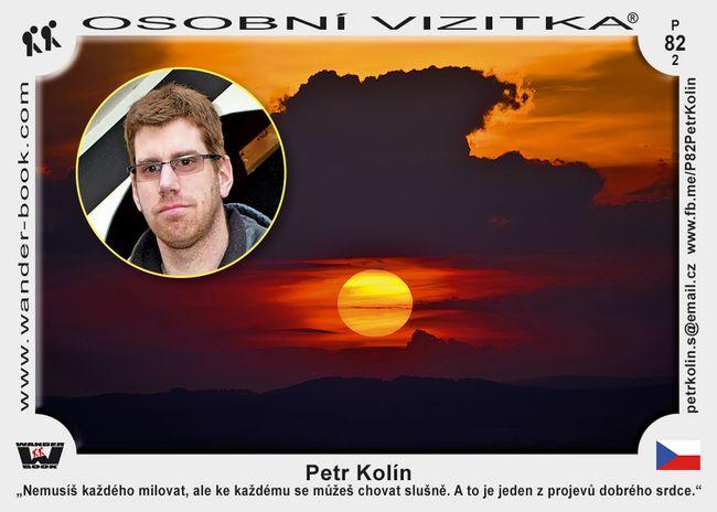 Petr Kolín