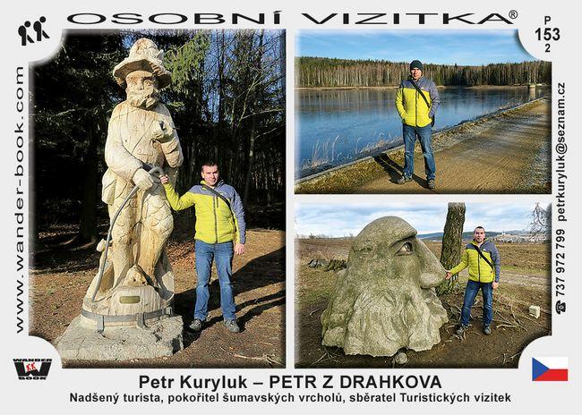Petr Kuryluk – PETR Z DRAHKOVA