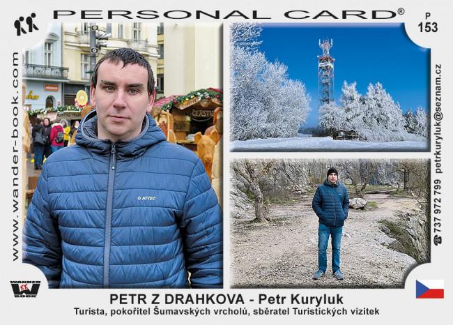 PETR Z DRAHKOVA  - Petr Kuryluk