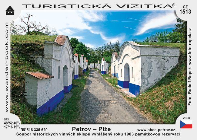 Petrov - Plže