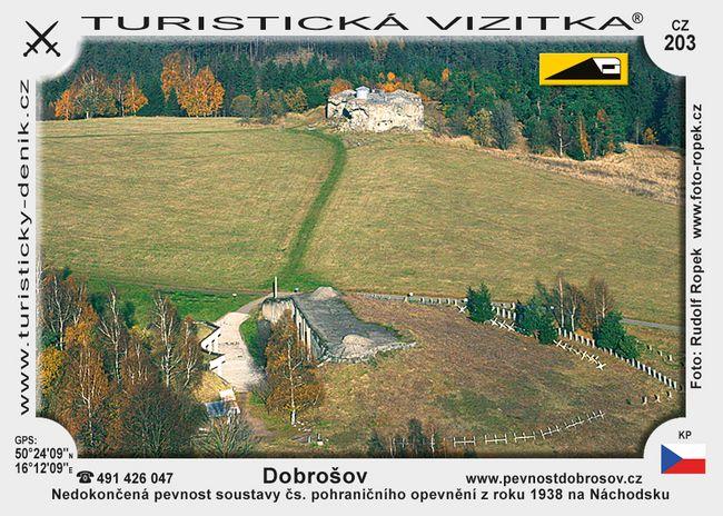 Pevnost Dobrošov