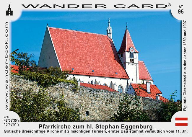 Pfarrkirche zum hl. Stephan Eggenburg