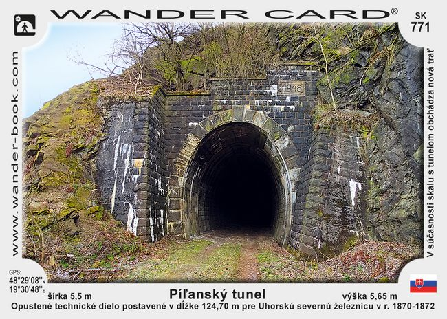 Píľanský tunel
