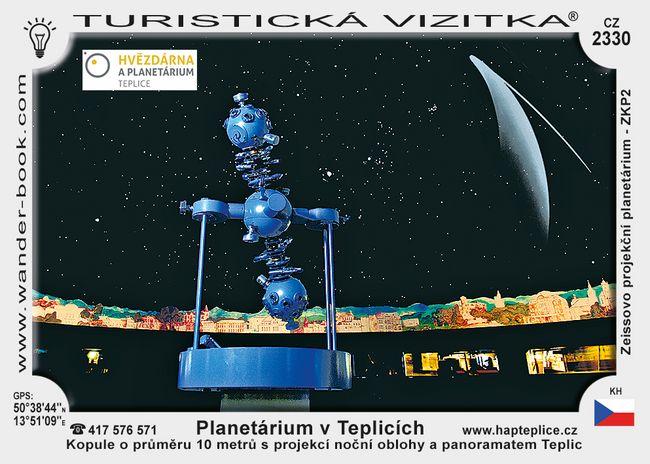 Planetárium v Teplicích