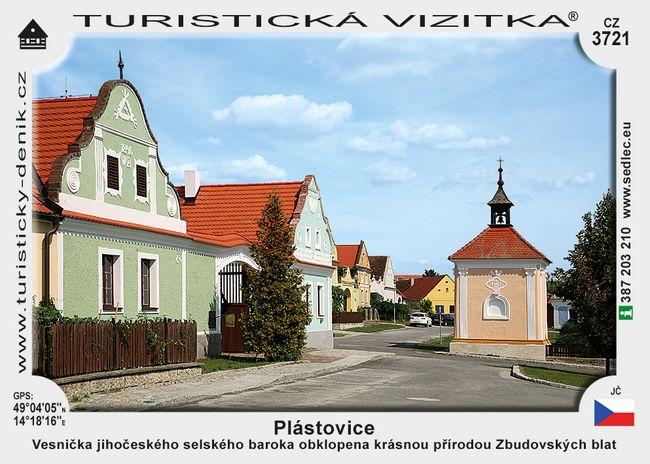 Plástovice