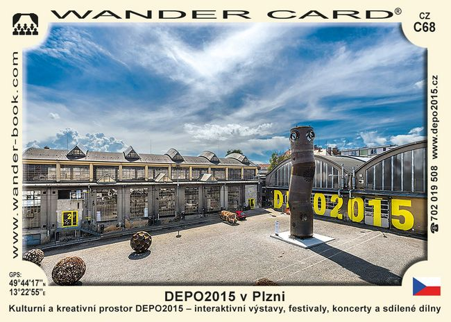 Plzeň DEPO 2015