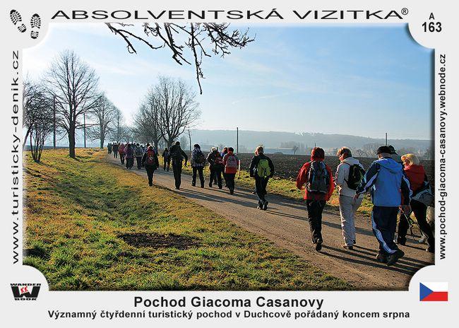 Pochod Giacoma Casanovy (srpen)