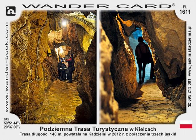 Podziemna Trasa Turystyczna w Kielcach