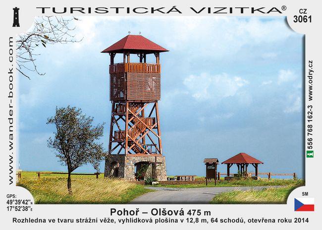 Pohoř - Olšová