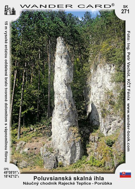 Poluvsianská skalná ihla