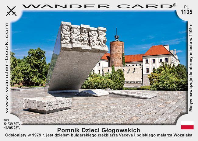 Pomnik Dzieci Głogowskich