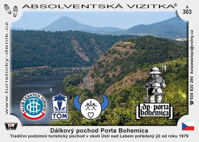 Porta Bohemica pochod