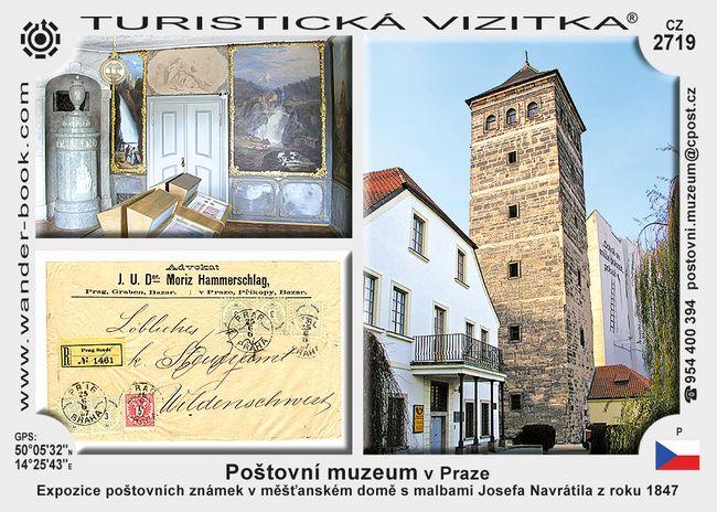 Poštovní muzeum v Praze