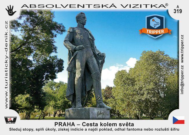 Praha Cesta kolem světa