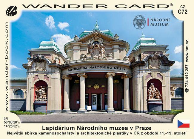 Praha Lapidárium NM