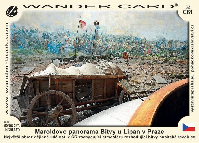 Praha Maroldovo panorama