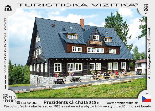 Prezidentská chata