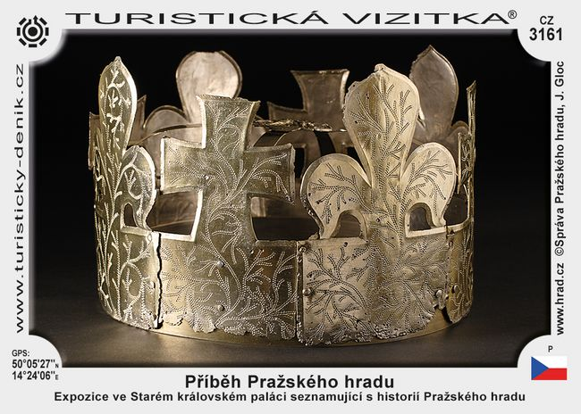 Příběh Pražského hradu