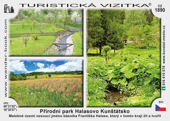 Přírodní park Halasovo Kunštátsko