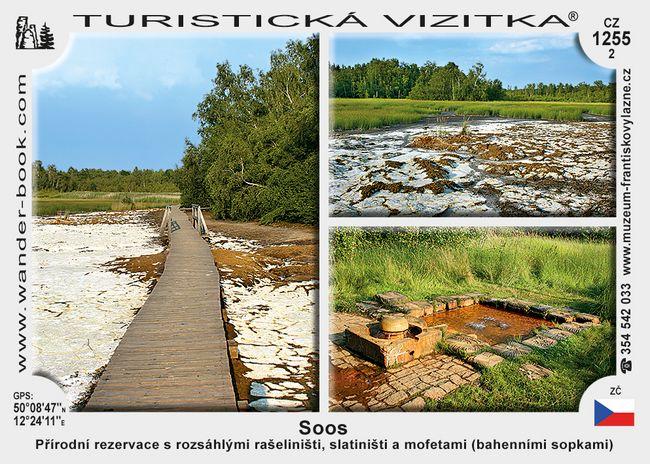 Přírodní rezervace SOOS