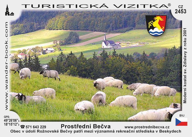 Prostřední Bečva