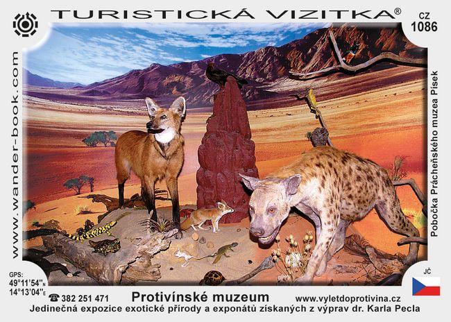 Protívínské muzeum