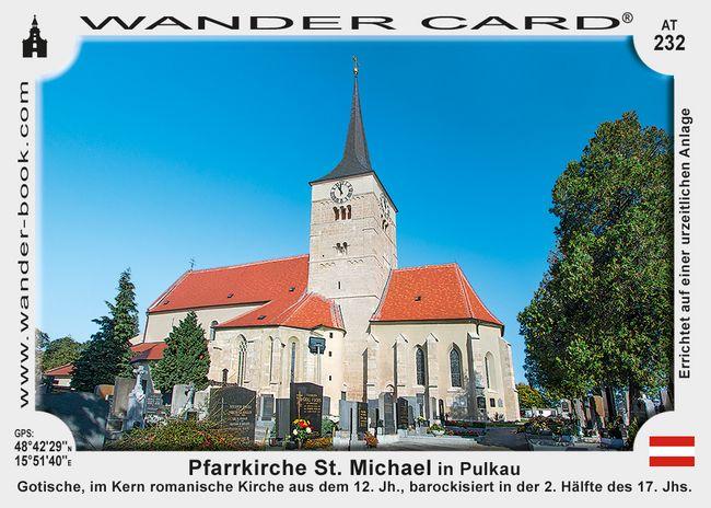 Pulkau Kirche