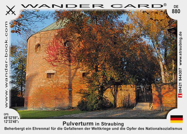 Pulverturm in Straubing