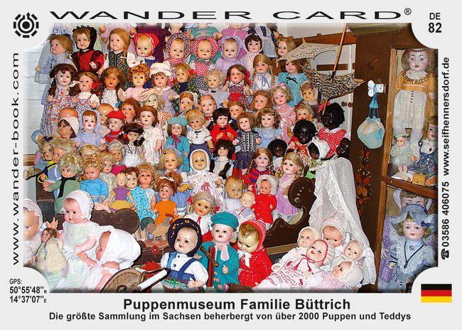Puppenmuseum Familie Büttrich